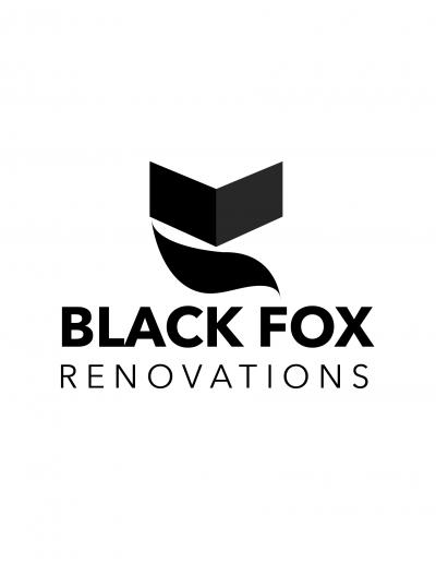 Black Fox Renovations Logo