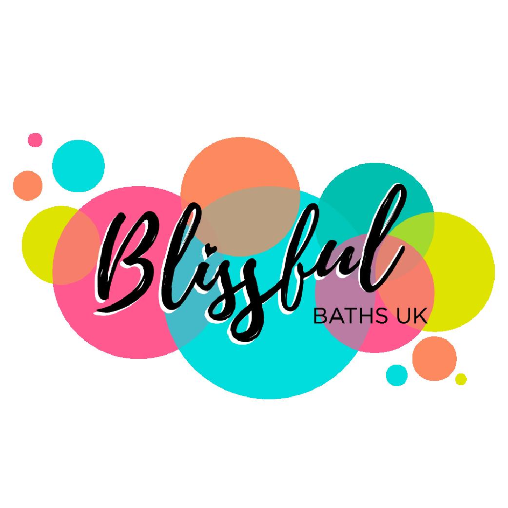 Blissful Baths UK logo design